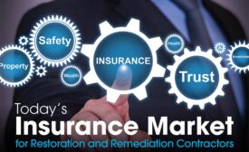 Insurance market in the restoration industry