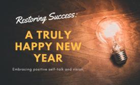 restoring success self talk