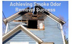 smoke odor focus on