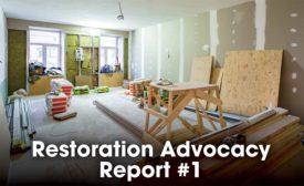 Restoration Advocacy Report