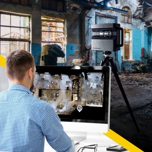 Capturing Spaces in 3D to Help Customers Recover Faster