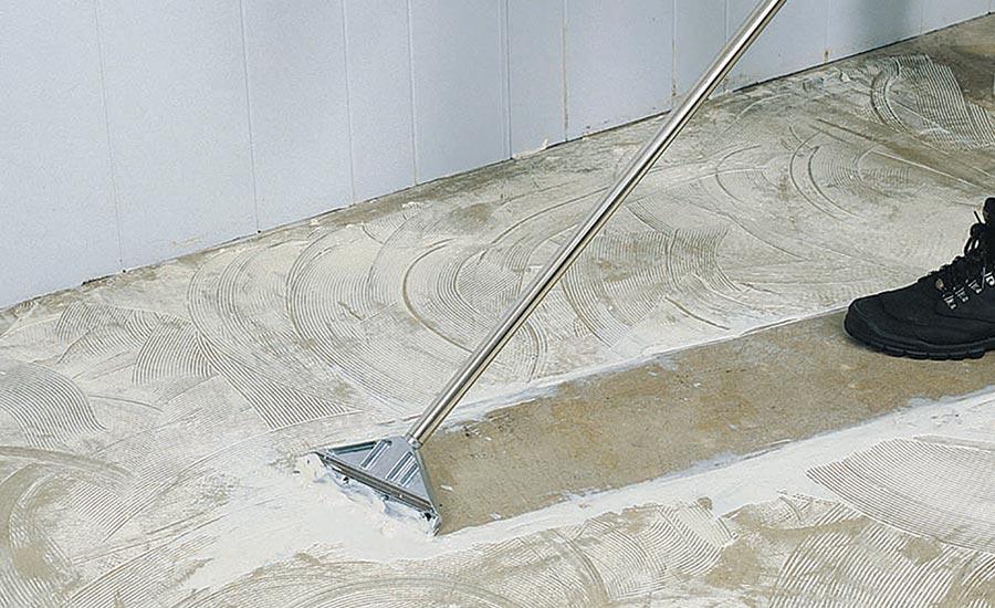 Removing Flooring Mastics And Adhesives 2019 03 07 Restoration Remediation Magazine