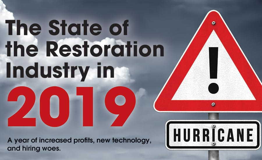 State of the Restoration Industry 2019