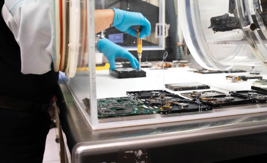 electronics restoration
