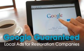 Google guaranteed ads for Restoration