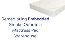 PHC mattress fire
