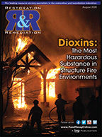 August 2020 Restoration & Remediation cover