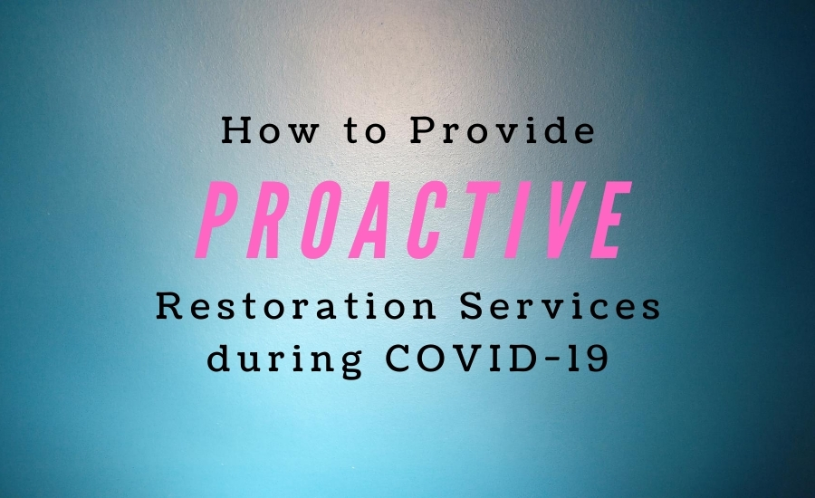 proactive restoration