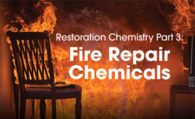 fire repair chemicals