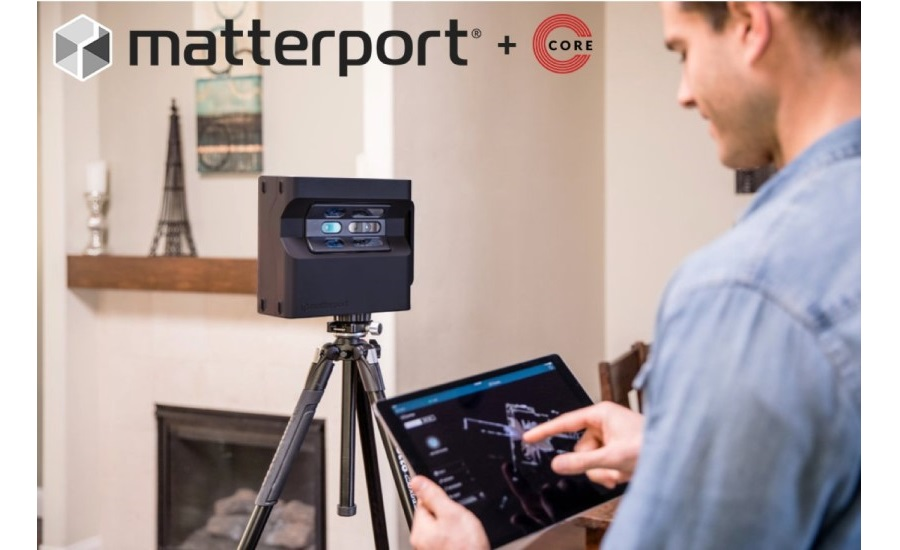 core and matterport
