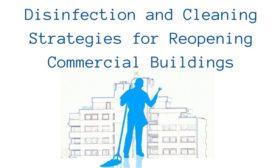 disinfection strategies welles