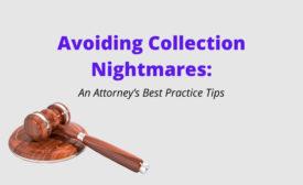 avoiding collection nightmares