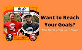 IR training your team