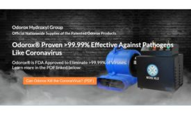 odorox coronavirus
