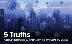 5 truths about business continuity