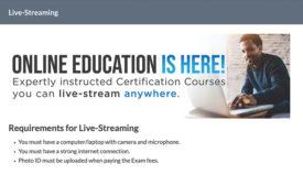 online education is here
