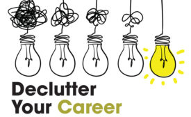 declutter your career