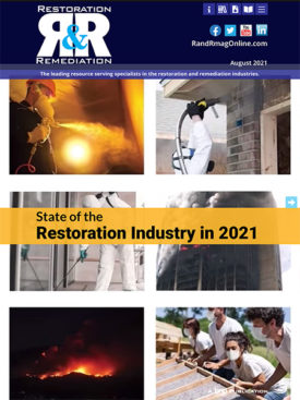 R&R August 2021 cover