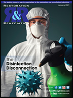 Restoration & Remediation January 2021 Cover