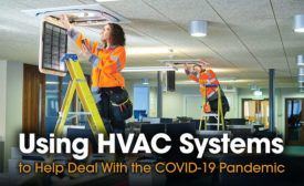 hvac systems and disinfection
