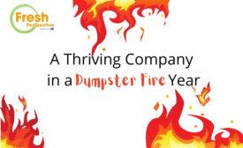 FP dumpster fire