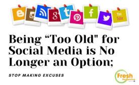 FP too old for social media