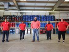 restoration franchise owner Dallas Nevill