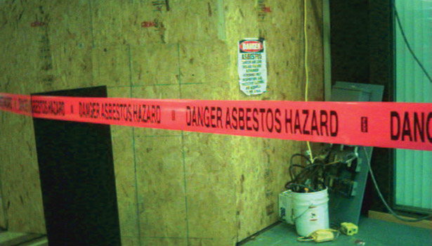 asbestos restoration remediation