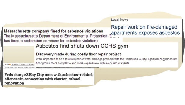 Custom term paper asbestos aspects