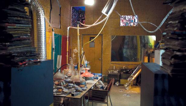 The 12 Steps Of Meth Lab Cleanup 2014 02 03