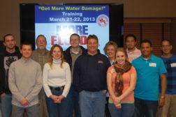 more floods class group shot