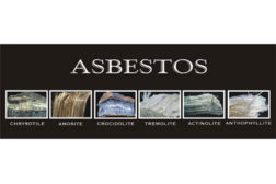 Asbestos chart