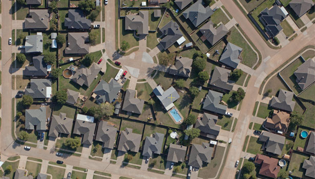 Aerial Roof Measurements A Roofing Contractor S