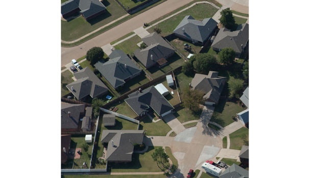 Aerial Roof Measurements: A Roofing Contractor's Competitive