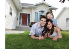 family new home mold