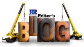 editor's blog