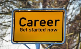 road sign career