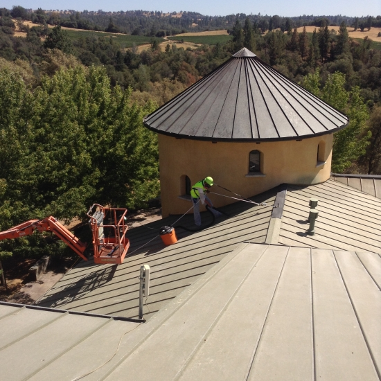 Project #8: The Sand Fire: Tackling Smoke Damage at a Home & Winery