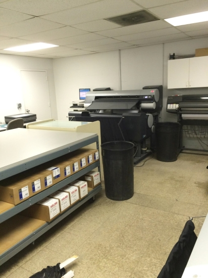 Project #5: Quick Work Saves Printing Company