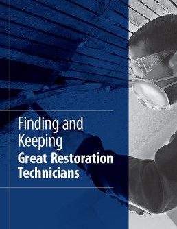Finding and Keeping Great Restoration Techs