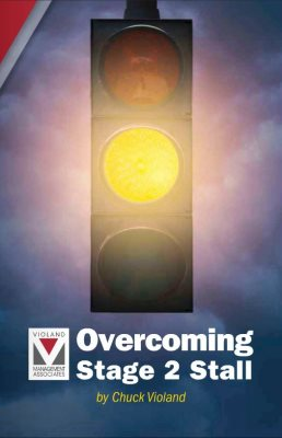Overcoming Stage 2 Stall by Chuck Violand
