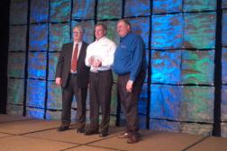 J Murphy receives sales award