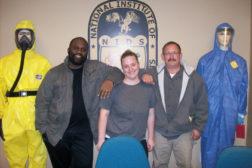 nids crime trauma scene biorecovery grads
