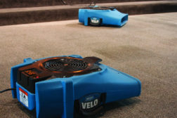 velo pro airmovers portable blue
