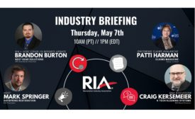 RIA may 7 industry recap