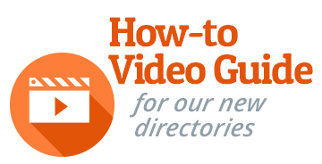 Directory videos how-to