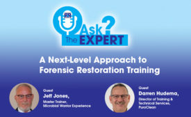 A Next-Level Approach to Forensic Restoration Training