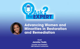 Advancing Women and Minorities in Restoration and Remediation with Jennifer Todd