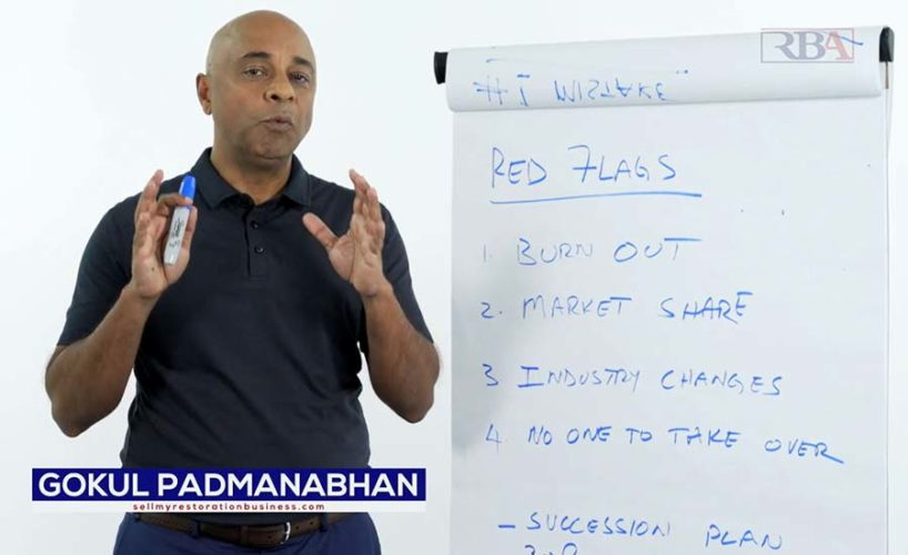 Red Flags That It's Time for an Exit Strategy