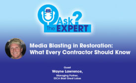 Media Blasting in Restoration: What Every Contractor Should Know